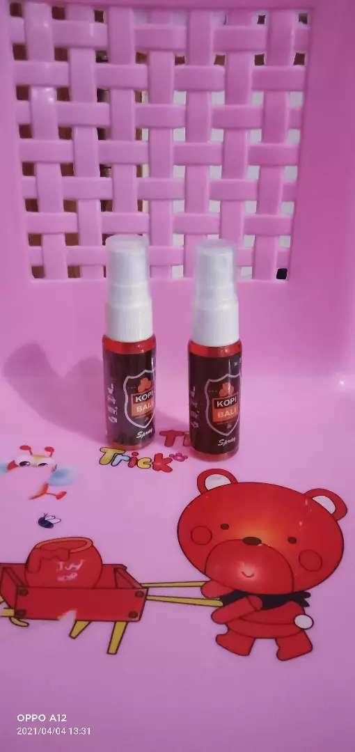 Parfum spray ruangan/mobil aroma KOPI BALI asli murmer