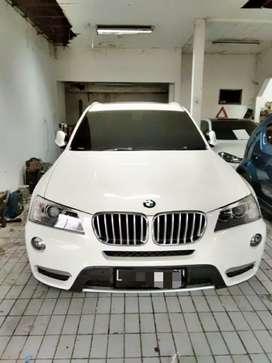 BMW X3 Bensin xDRIVE 2014