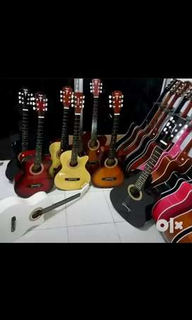 All guitar new guitar
