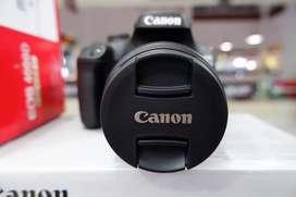 canon eos 2000d kit 18-55mm kamera dslr garansi 1 thn bisa kredit