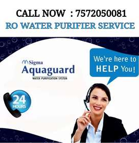 RO WATER PURIFIER and ro Service