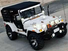 Modified all Jeep available
