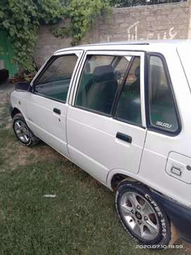 Suzuki Mehran White in Best Condition
