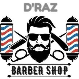 Lowongan barberman/cukur rambut