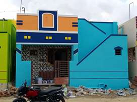 Individual house for sale Veppampattu 2bhk