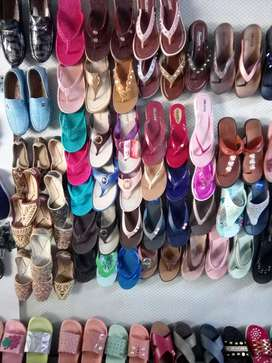 Ladies and Gents shoes are available.