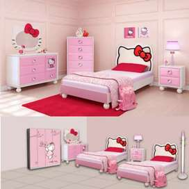 Customizable designed new bed for child