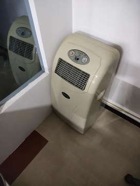 Portable Air conditioners without wheel
