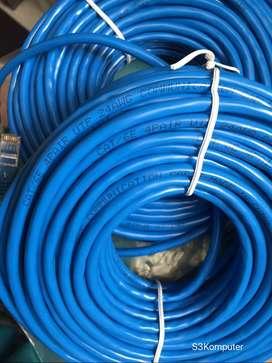 Jual Kabel Lan Cat 6 30meter
