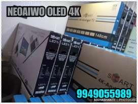 NEOAIWO OLED 4K SMART A9 GOOGLE VOICE LEDTV