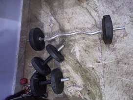 Gym set ,Dumbbell ,Rod Weights