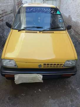 I am selling my alto car which is yellow in colour with a permitt