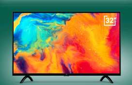 Xiaomi Mi LED TV 32inchi SmartTV Android Garansi Resmi stock 7pcs lg