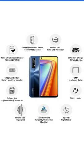 Realme7 Brand New Mobile for sale. Need Urgent money.