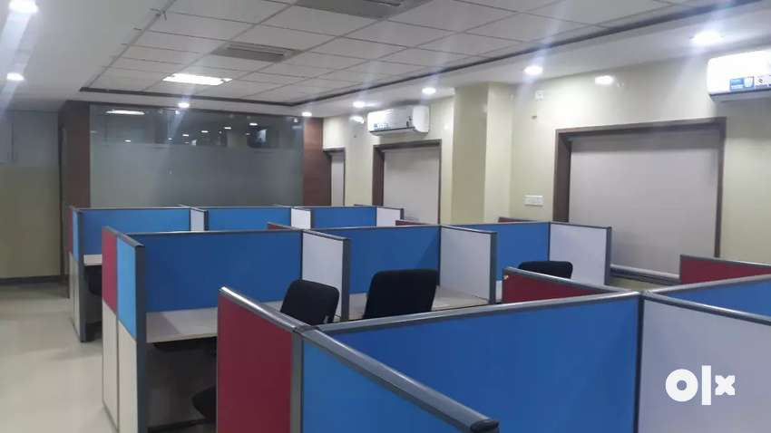A1 Grade Plug N Play commercial office space for rent at madhapur 0