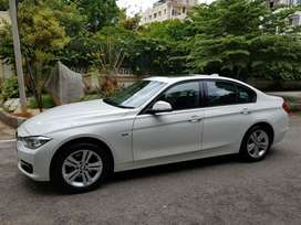 BMW 3 Series 320d Highline Sedan, 2014, Diesel