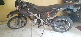 DIJUAL CEPAT MOTOR KLX 150G