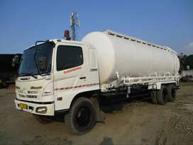 Truk Hino tangki semen curah (Hiblow) FL 260 JW