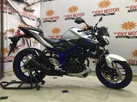 Kinyis-kinyis ! Yamaha Mt25 Th.2016 inject naked bike super uwuuuh