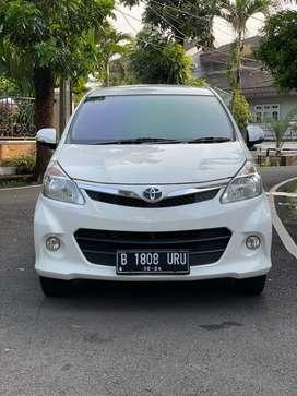 Toyota Avanza 1.5 Veloz AT 2014 Low Kilometer !!!