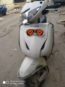 Honda activa neat condition