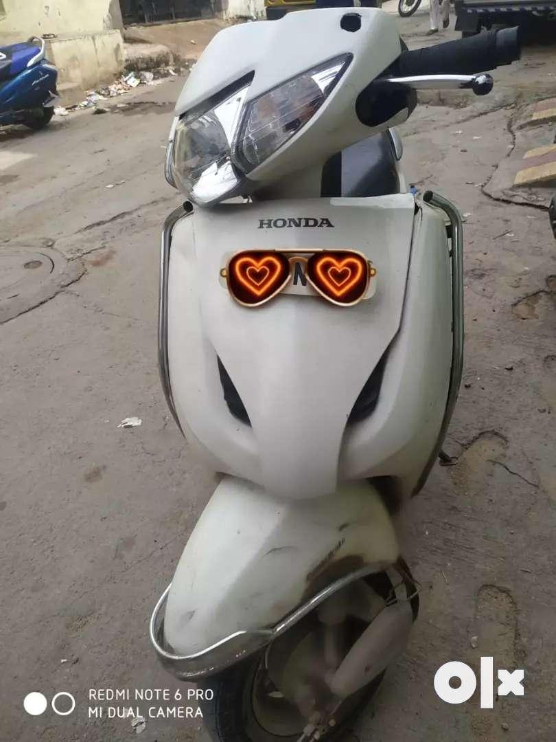 Honda activa neat condition 0