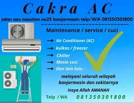 service AC , cuci AC , bongkar pasang AC rumah