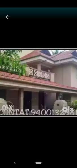 House Villa and flat for rent
