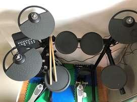 Drum Elektrik Yamaha DTX450