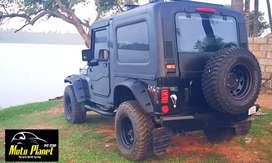 Mahindra Thar Accessories Modifications