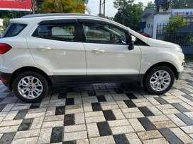 Ford Ecosport Titanium 1.0 Ecoboost Plus, 2016, Petrol