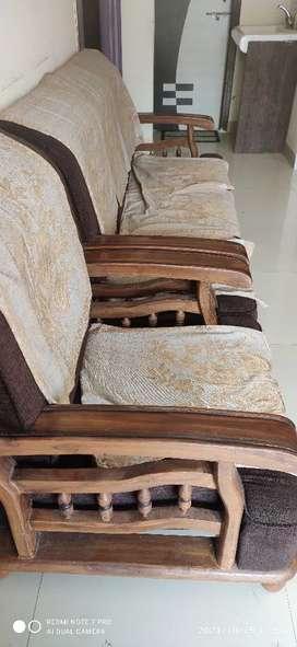 Sofa set 5 seater(3+2)