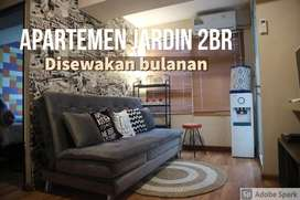 Sewa bulanan apartemen Jarrdin Type 33