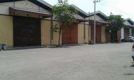 Gudang Disewakan Mutiara Tambak Langon, Gresik - Office 2 Lantai