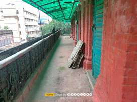 2200 Sqft vacant place for rent at prime location in Sealdah