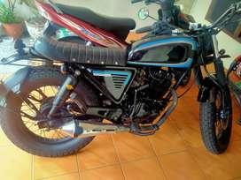 Motor Megapro japstyle
