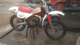 Dijual Suzuki ts125 6speed 2005.klx ktm viar crf yz kx