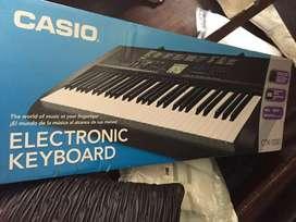 Casio electronic