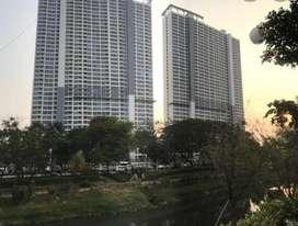 Di jual Apartment Calia full furnished 3 kamar 3 wc 2 waterheater