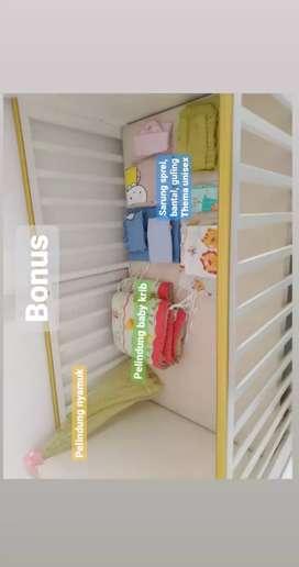 Box bayi babybelle ( baby crib )