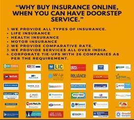 All Indian Insurance services