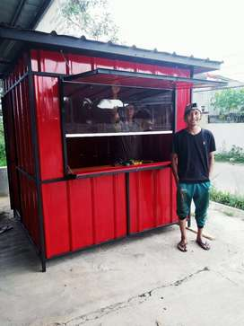 Booth Container Custom BANDAR LAMPUNG