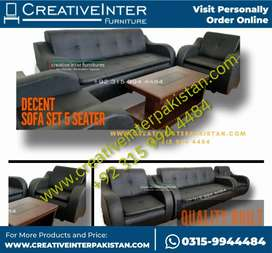 Sofa Set ful5seater gr8pricsttyle Chair bed Office Table dining