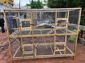 6'' Lovebirds cage