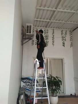 Panggilan jasa perbaikan AC tukang handal ( Husril Jaya teknik )