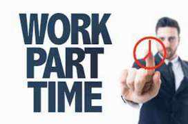 Part time Employment - for all seekers of work from home.