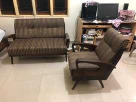 Orginial Seesham Sofa Set