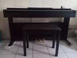 Digital Piano Yamaha Arius YDP-143 warna Rosewood Mulus like NEW