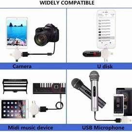 OTG 4in1 multi 4 in 1 micro USB 3.0 type C 3.1 Lightning iPhone Ipad