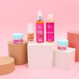 Skincare BPOM, pemutih wajah